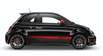 Abarth Car Mats