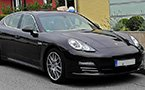 Porsche Panamera Tailored Boot Mat