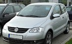 Volkswagen Fox Tailored Boot Mat