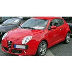 Alfa Romeo Mito Tailored Boot Mat