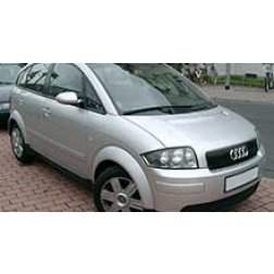 Audi A2 Tailored Boot Mat