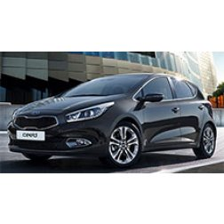 Kia Cee'D Tailored Car Mats