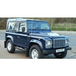 Land Rover Defender Tailored Car Mats
