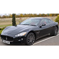 Maserati Granturismo Tailored Car Mats
