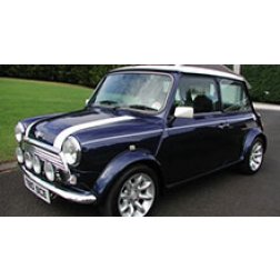 Mini Classic Tailored Car Mats