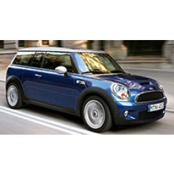 Mini Clubman Tailored Car Mats