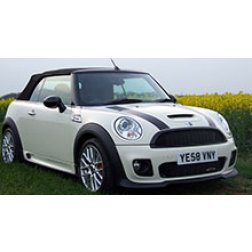Mini Convertible Tailored Car Mats